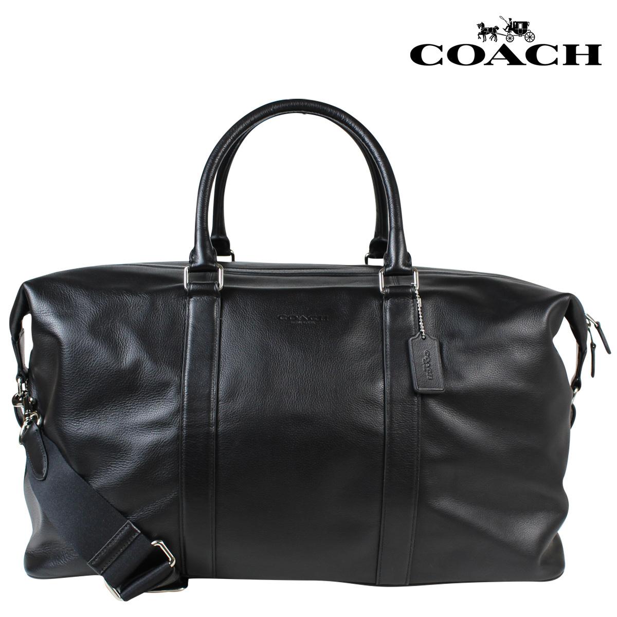 COACH コーチ バッグ ボストンバッグ メンズ F54802 ブラック