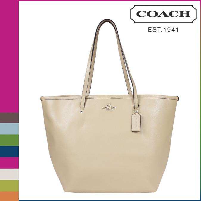 [賣出] 教練教練女式手提包 F34099 裸體十字紋皮革的士大手提包
