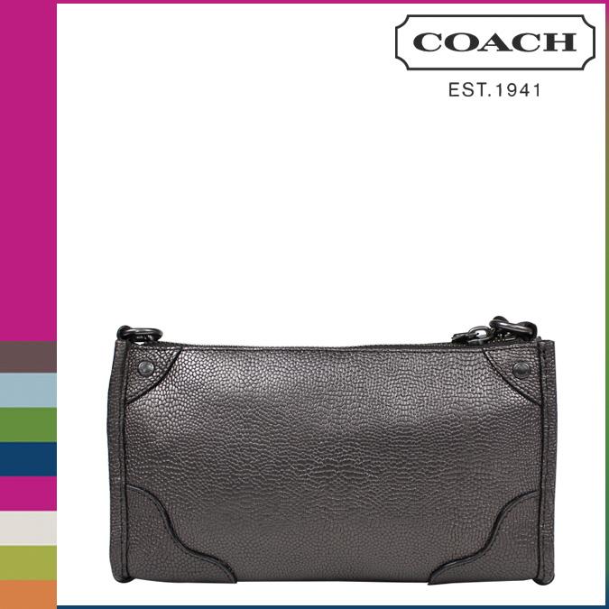 点 10 倍教练教练妇女挎包 F52668 青铜色公园皮革米奇斜挎包