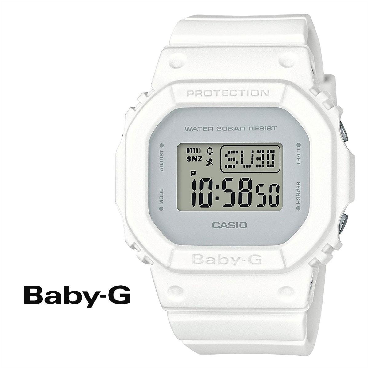 CASIO カシオ BABY-G 腕時計 BGD-560CU-7JF BABY G ベビージー ベビーG レディース [9/5 再入荷]