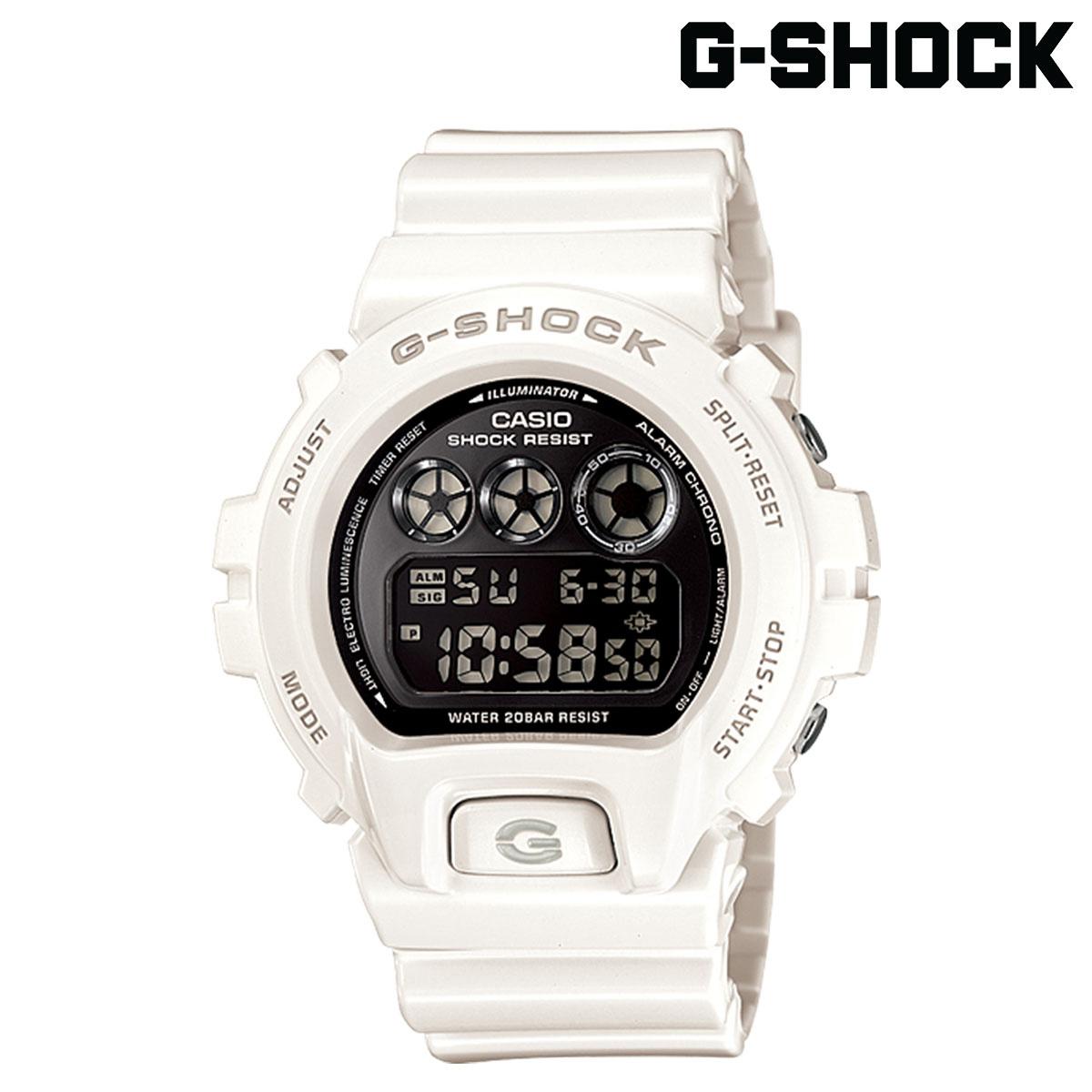 Casio Casio G Shock Watch Dw 6900nb 7jf Metallic Colors ジーショック G Shock G Shock White White Men Gap Dis