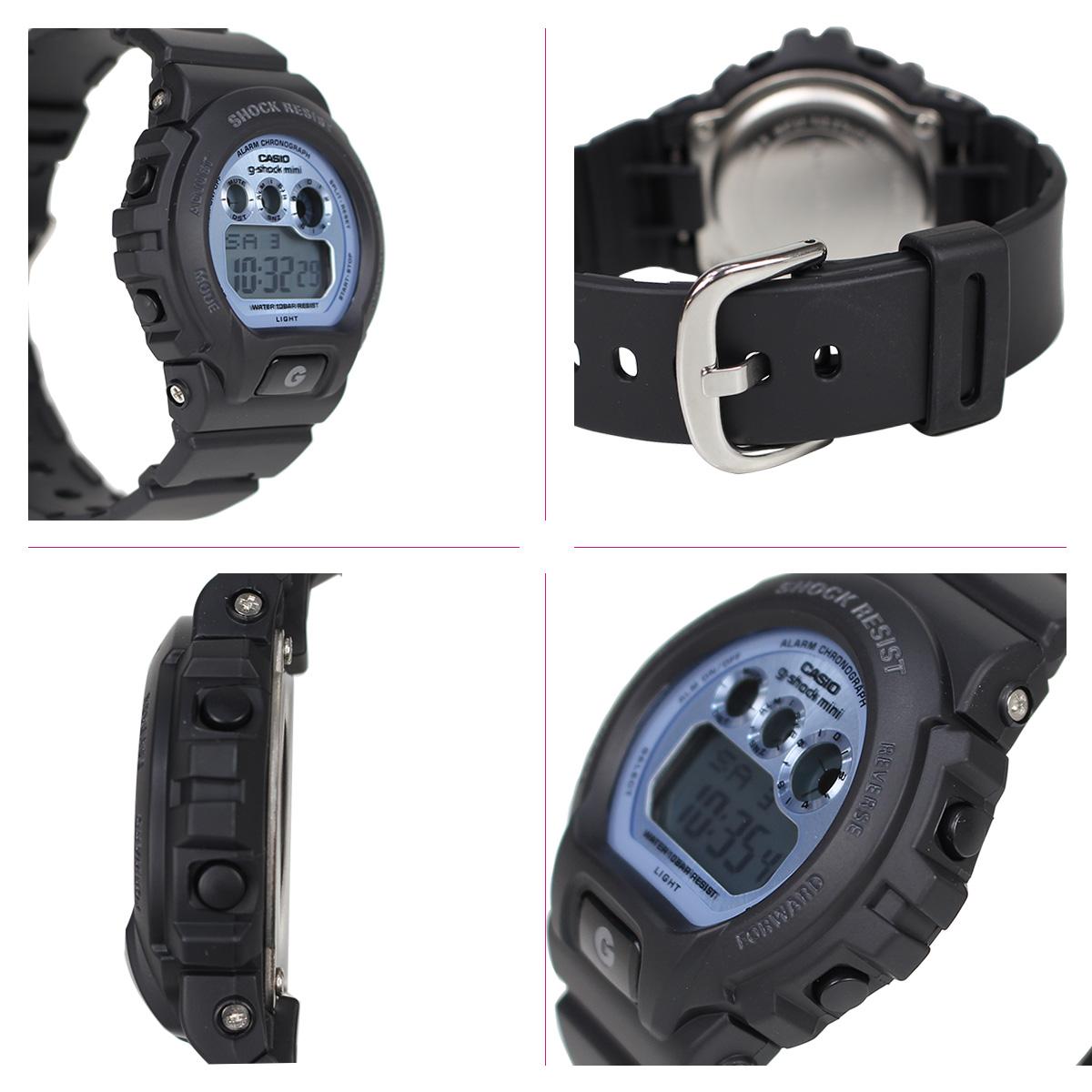 Casio GMN-692-1BJR CASIO g-shock mini watch men's women's watches