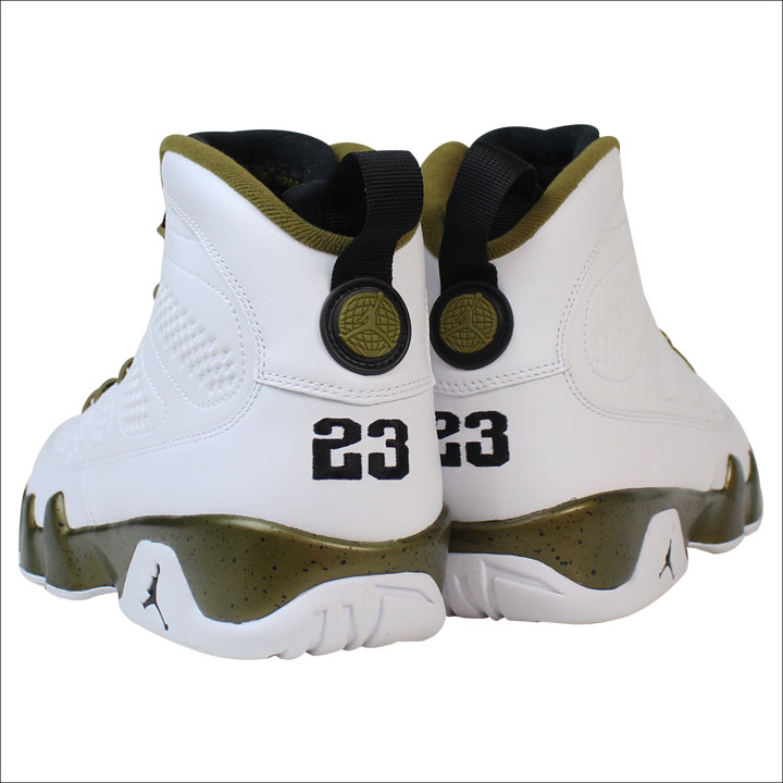 separation shoes a3ec5 14ac0 返品不可   zzi  メンズ ホワイト 302370-109 レトロ 9 ジョーダン ...
