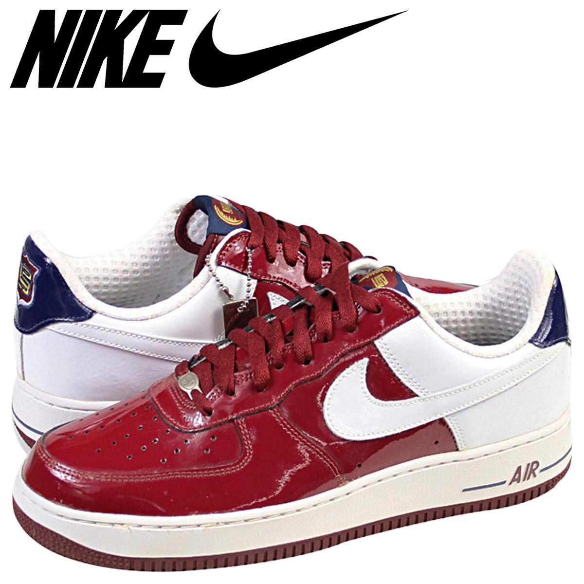 Lebron 309 096 611 Red Sneakers 1 Air Force Premium Revlon Men Nike hrCtsQd