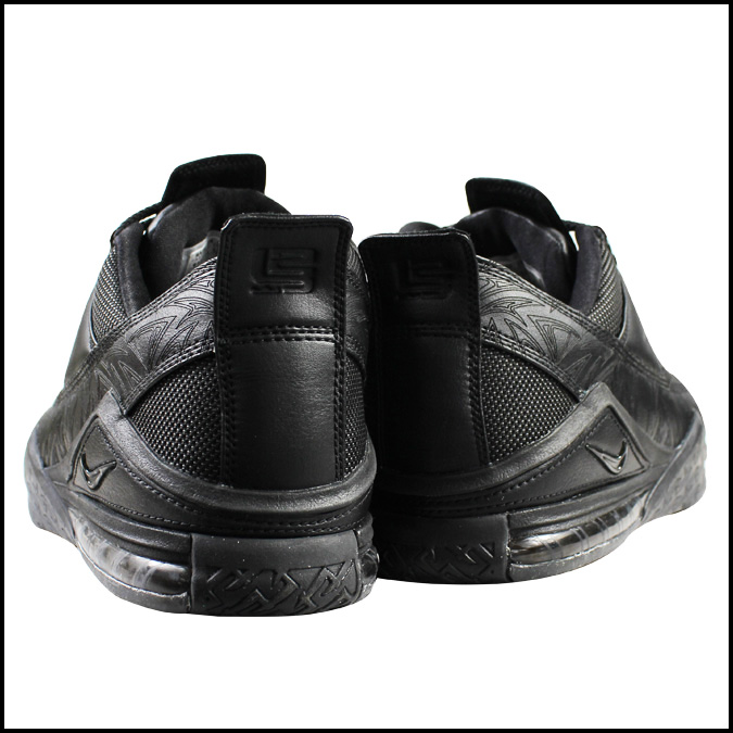 separation shoes 3de25 fd0a0 ... Nike NIKE zoom LeBron sneaker ZOOM LEBRON 2 LOW 310845-001 black mens