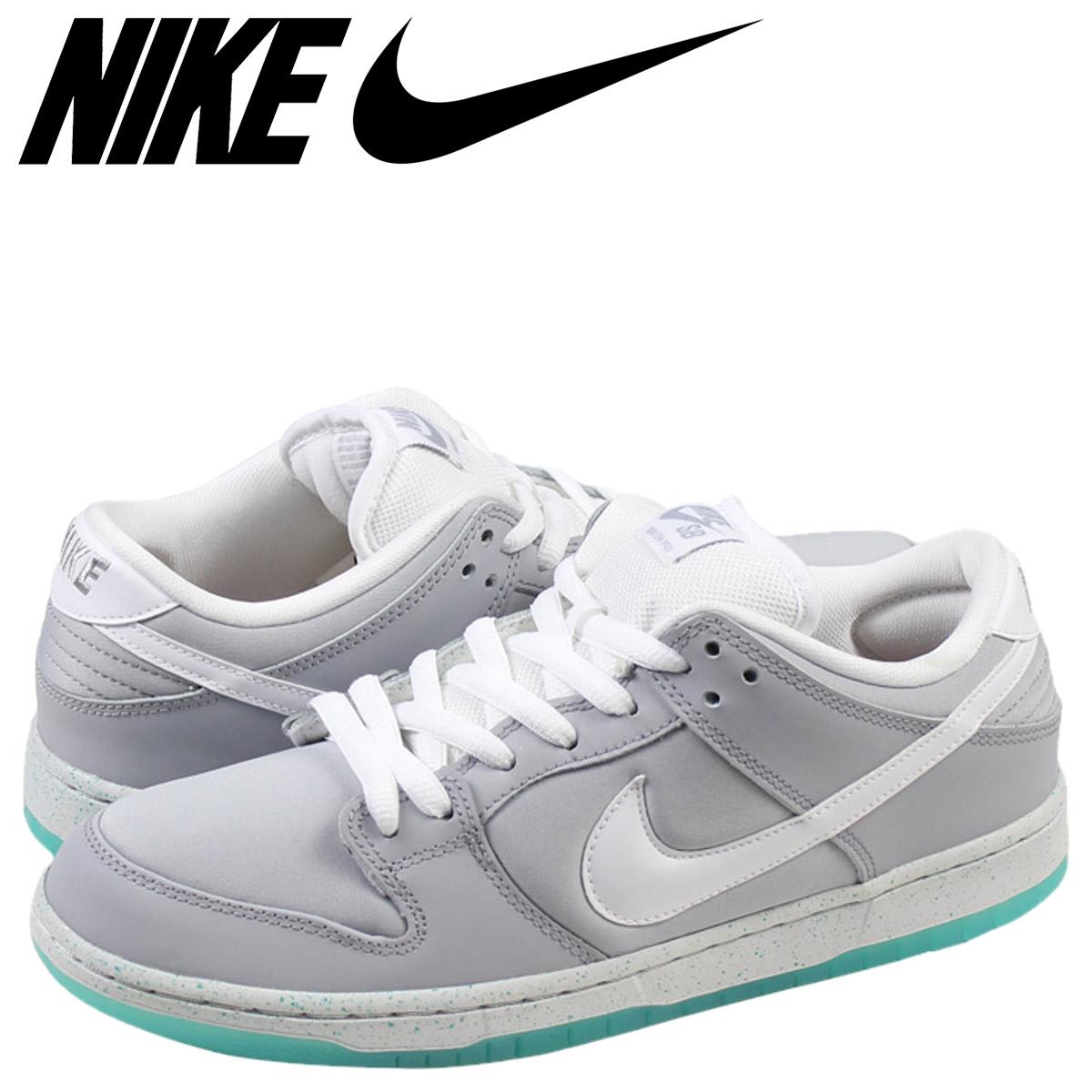 pretty nice 1c5d5 22320 NIKE Nike dunk sneakers DUNK LOW PRO SB AIR MAG dunk low pro air mug  313,170-022 gray men
