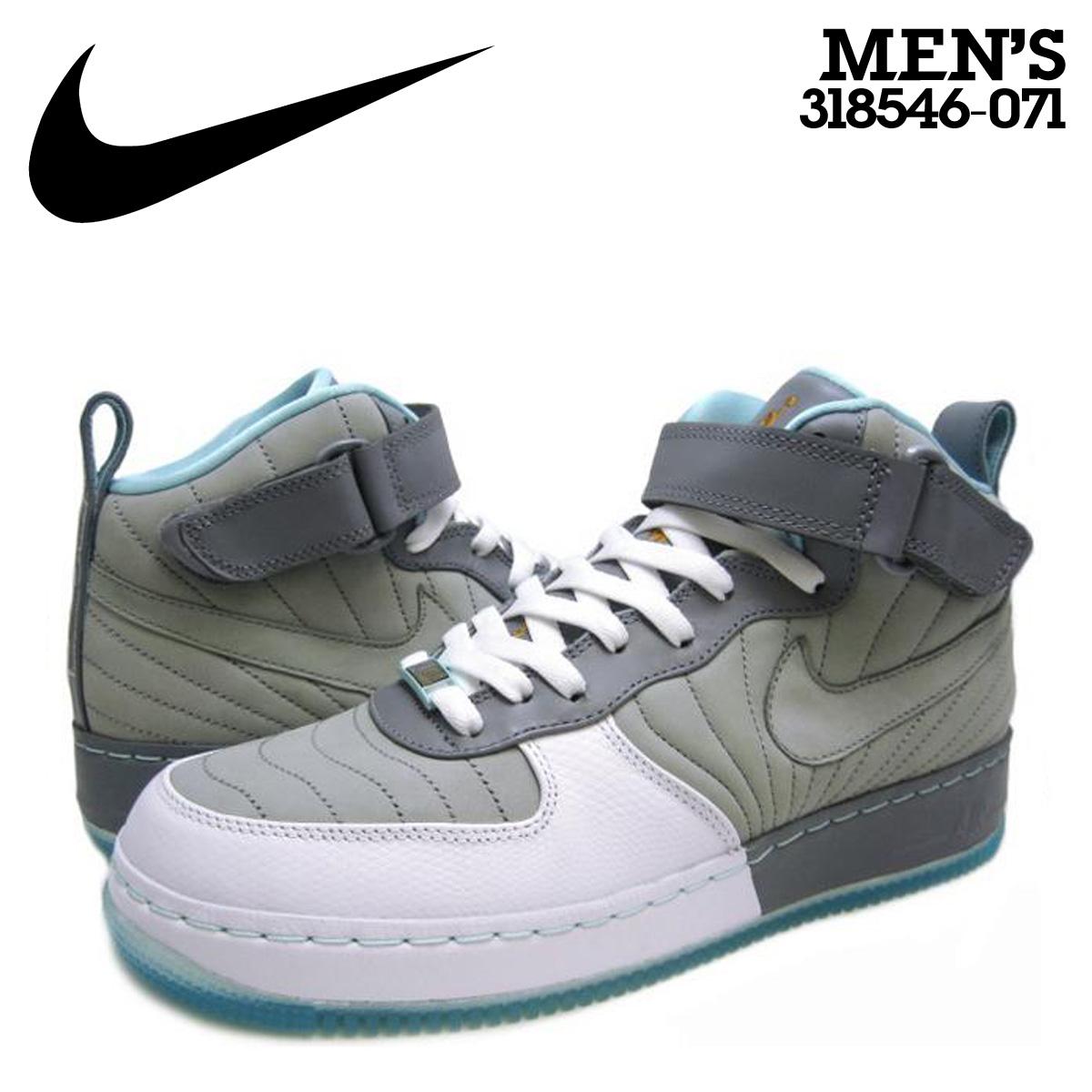 new product 205d9 081ac NIKE Nike Air Jordan sneakers AIR JORDAN FUSION 12 AF1 & AJ12 Air Jordan  fusion air force 318,546-071 white white men