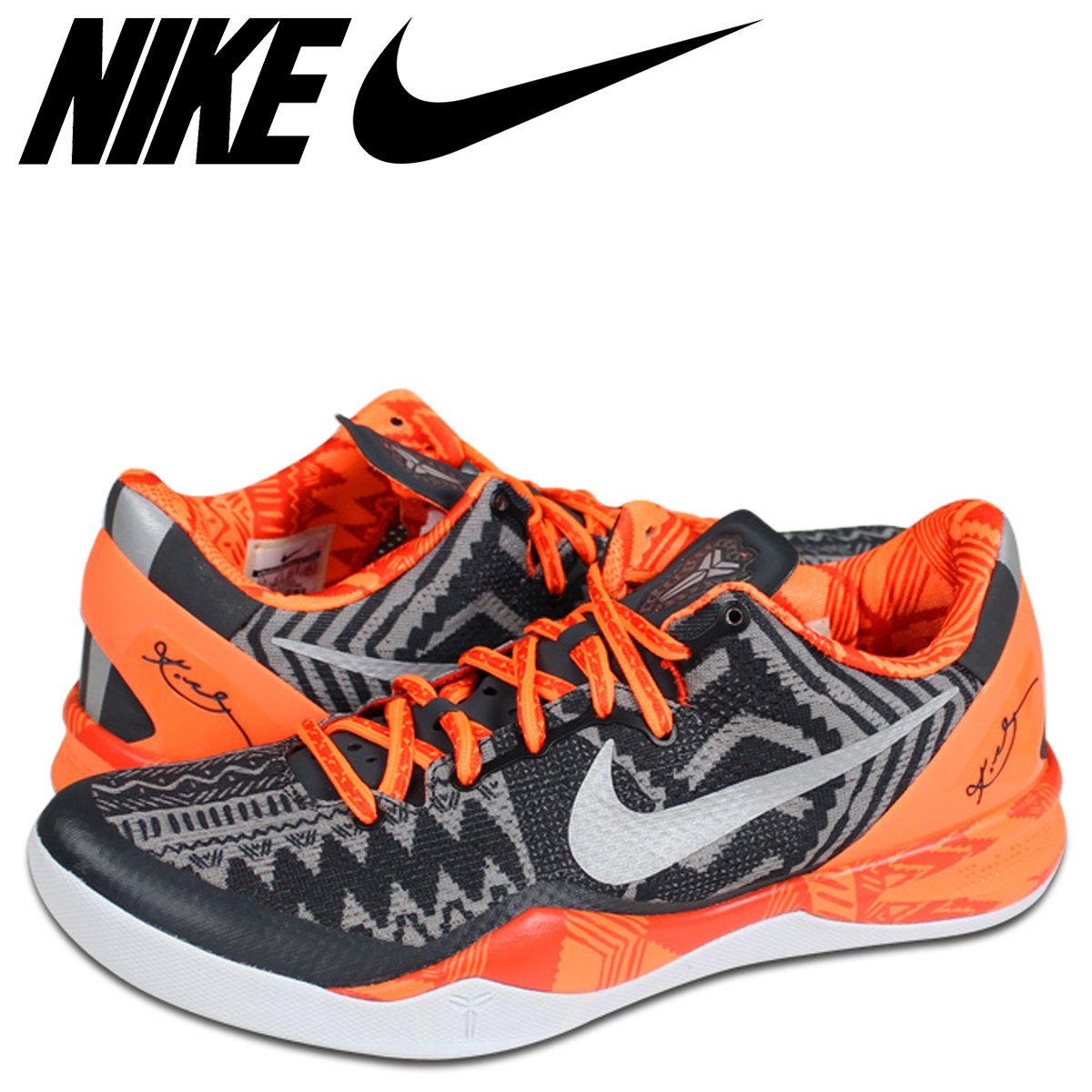 343f0fc9142 Sugar Online Shop  Nike NIKE Kobe sneakers KOBE 8 SYSTEM BHM Corby 8 ...