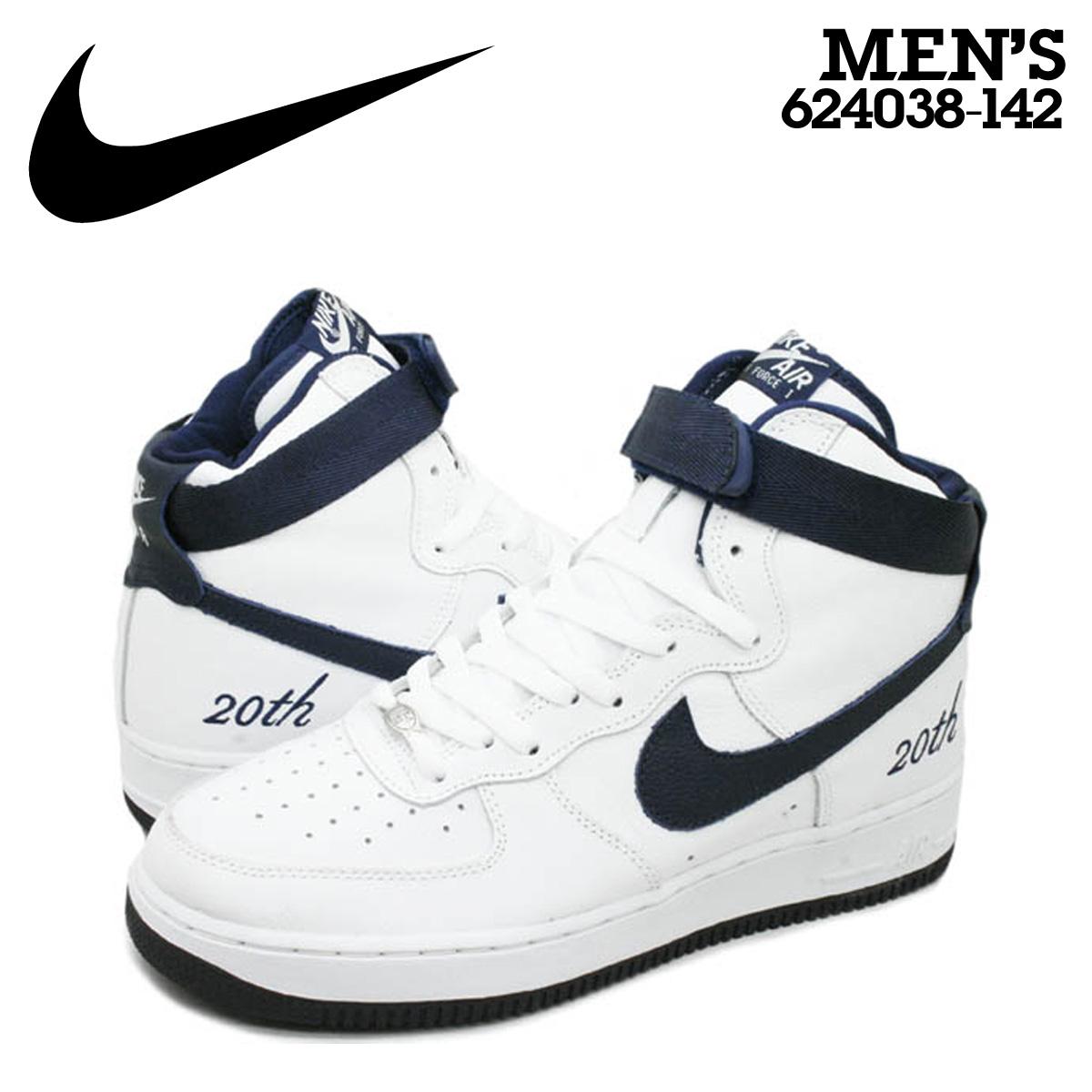 Sugar Online Shop  Nike NIKE air force sneakers AIR FORCE 1 HI 20TH ... 4943940fe