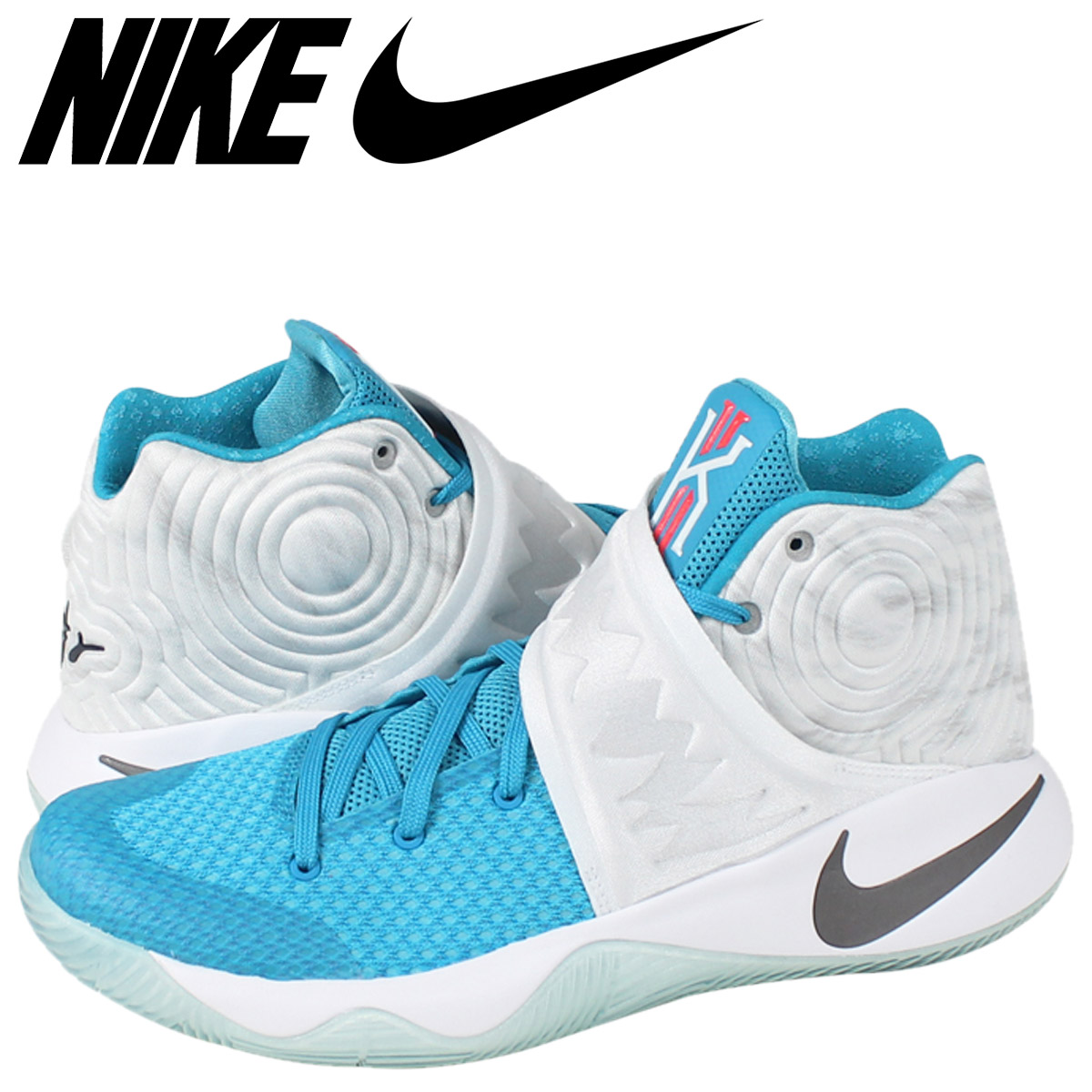 5f60b823a50a  SOLD OUT  Nike NIKE Kylie sneakers KYRIE 2 XMAS Kylie 2 Christmas 823108 -  144 white mens