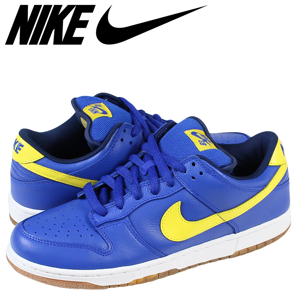 sweden gold blue mens nike dunk shoes e7dcb 5c326