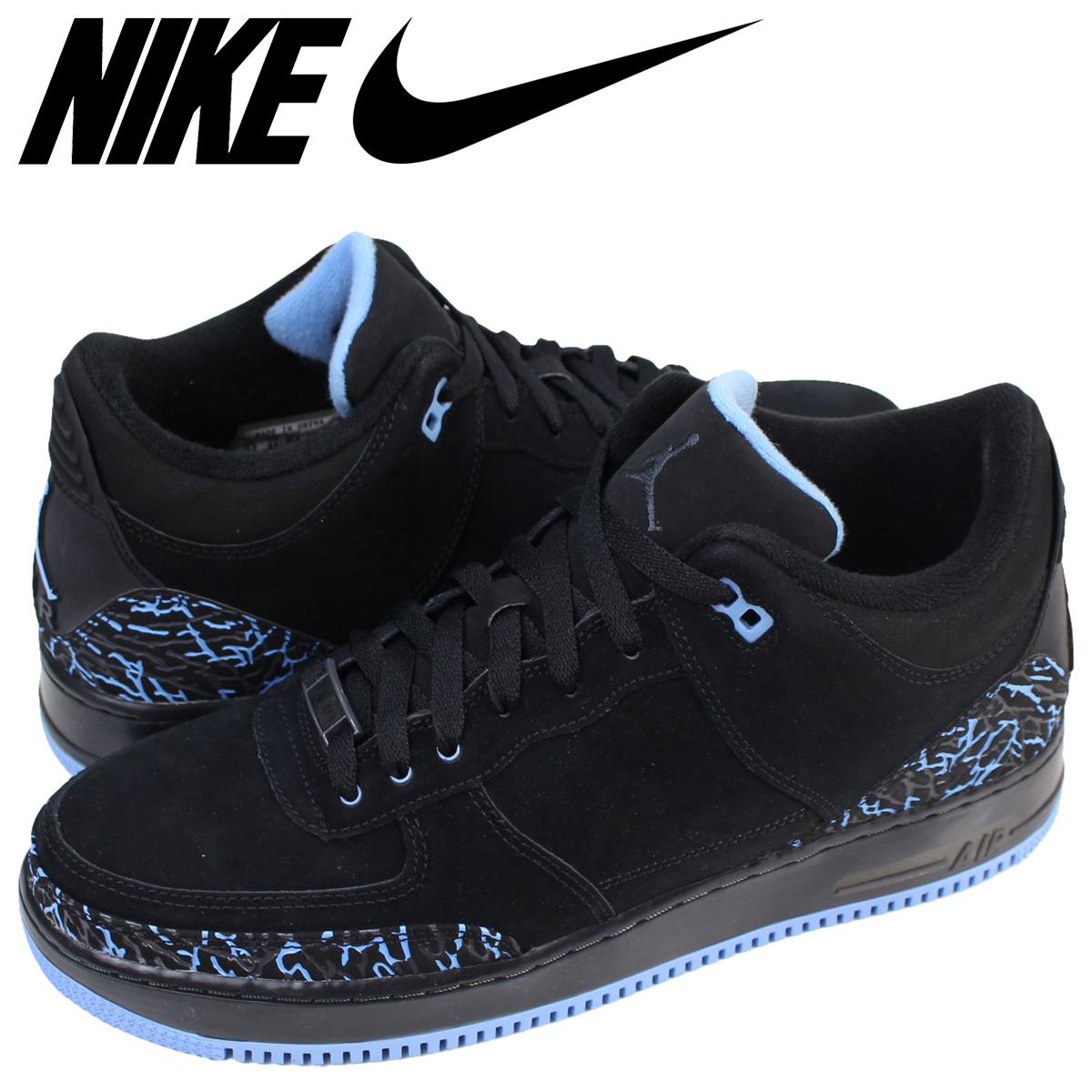 san francisco 08ebf 5a0b6 Nike NIKE Air Jordan sneakers AIR JORDAN FUSION 3 PREMIERE fusion 3  323,626-041 men s shoes black