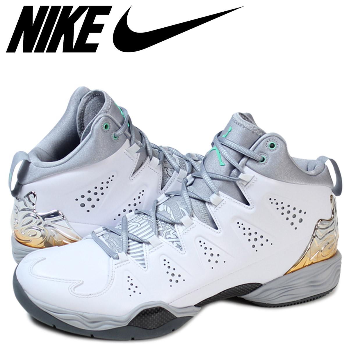 82100442109 NIKE Nike Air Jordan sneakers AIR JORDAN MELO M10 Air Jordan 629876-105  white mens ...