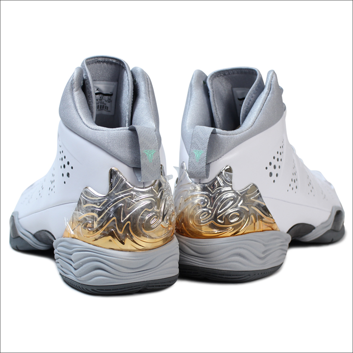 98018c1f394 ... NIKE Nike Air Jordan sneakers AIR JORDAN MELO M10 Air Jordan 629876-105  white mens