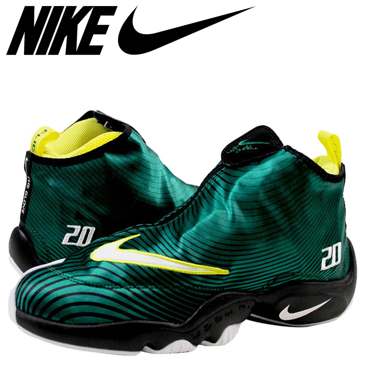 d03c7beb2835 Nike NIKE Air Zoom flight sneaker AIR ZOOM FLIGHT THE GLOVE QS SC AFII the  globe 630773-300 green mens