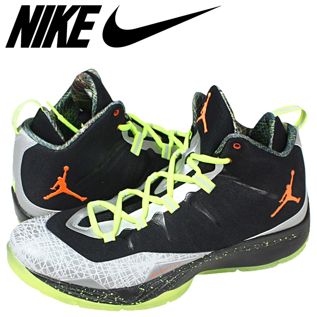 Christmas Sneakers.Nike Nike Air Jordan Sneakers Super Fly 2 Christmas Jordan Super Fly 640 315 025 Black Black Men