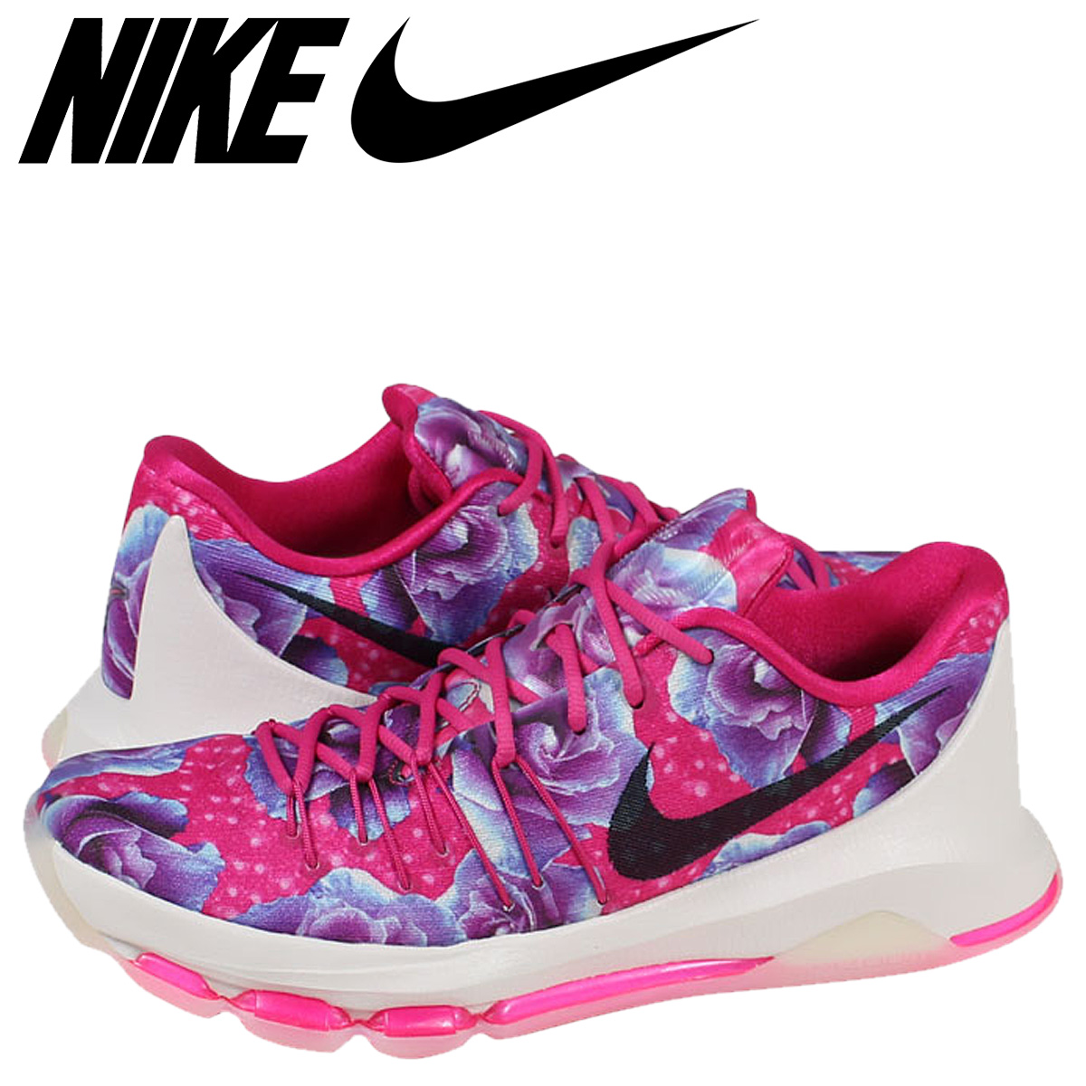sports shoes 0d83f 45b74 NIKE Nike sneakers KD 8 AUNT PEARL 819,148-603 pink men