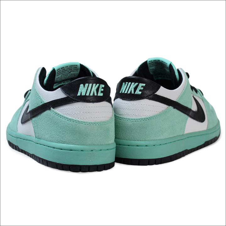 4d619c459f90 NIKE SB Nike sneakers DUNK LOW SEA CRYSTAL dunk low Pro 819674-301 green  mens