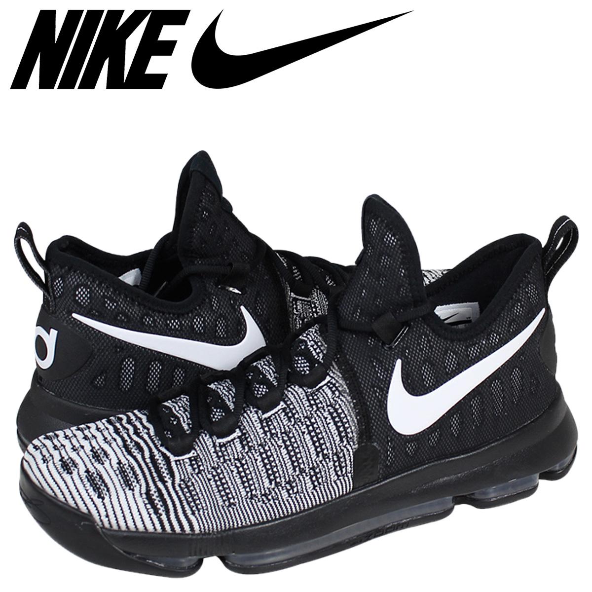 save off 8dc85 f9804 NIKE Nike zoom sneakers ZOOM KD 9 EP 844,382-010 black black men