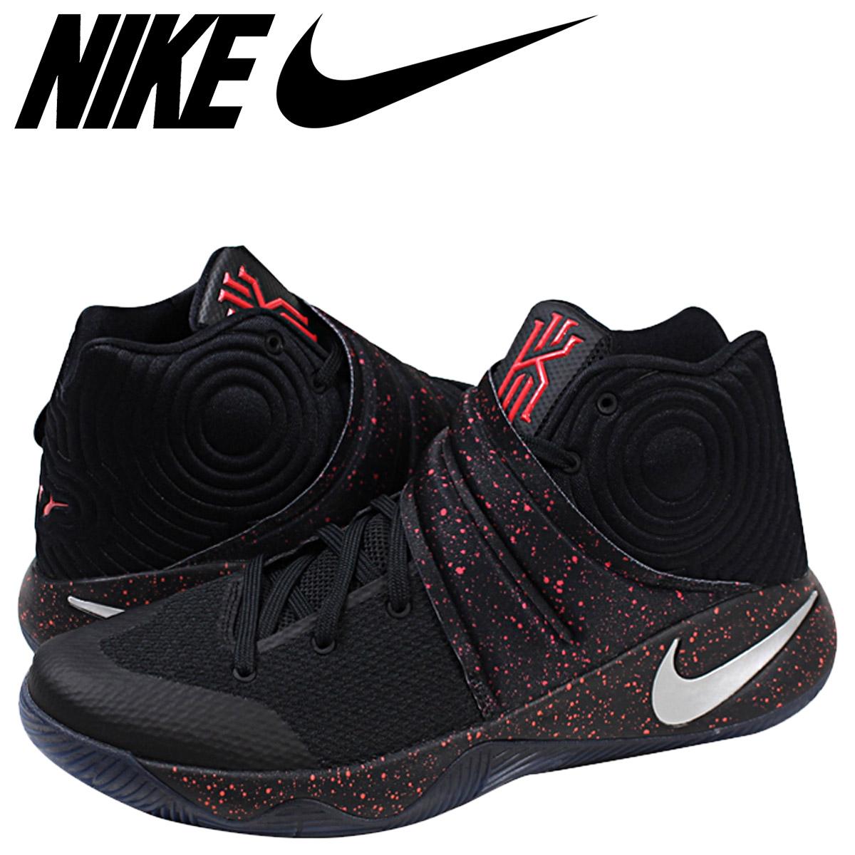 reputable site 9ea9f f3923 NIKE Nike sneakers KYRIE II EP chi Lee 2 852,399-006 black black men [◆]