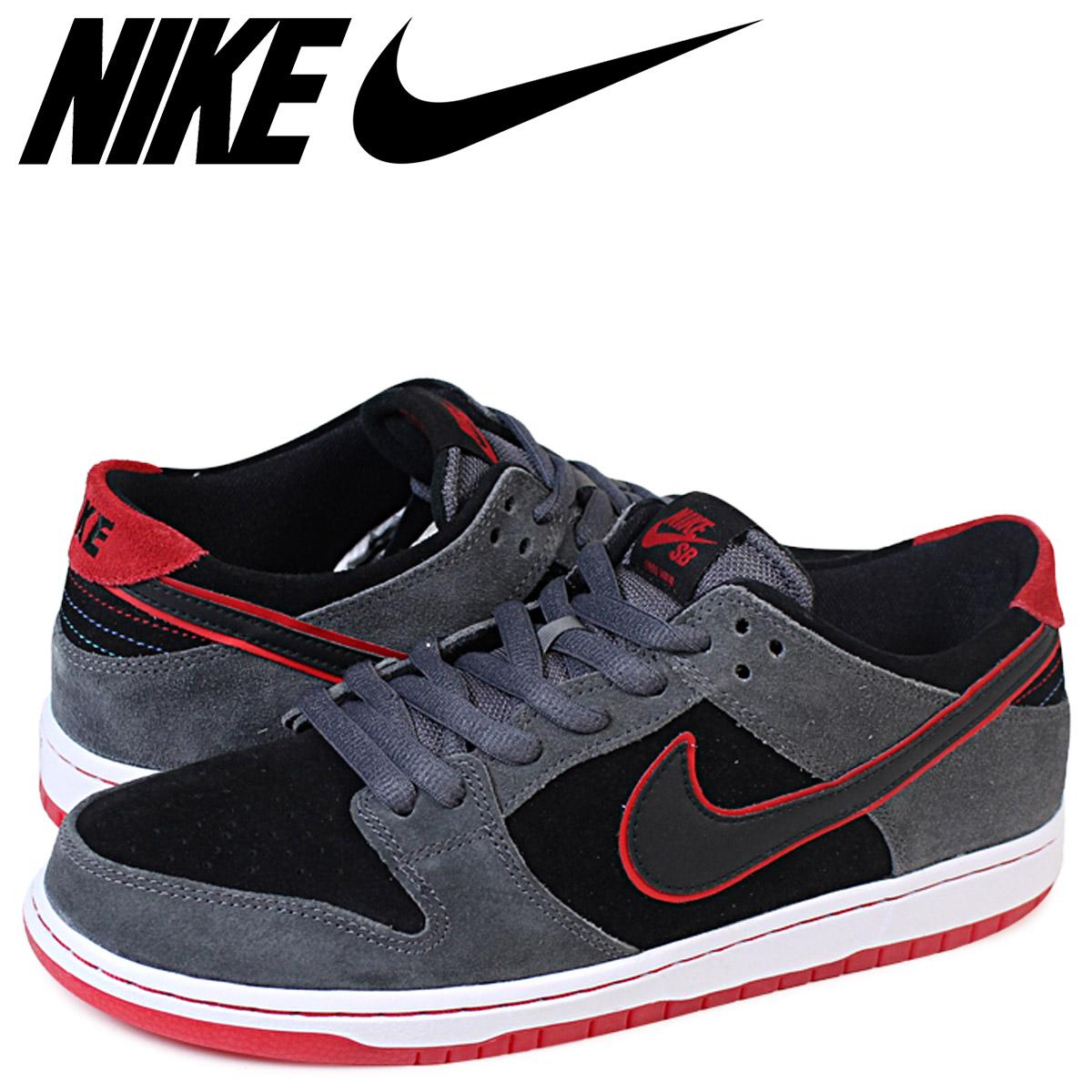 huge discount 459dc 39bb6 NIKE SB Nike dunk sneakers men DUNK LOW PRO ISHOD WAIR 895,969-006 gray