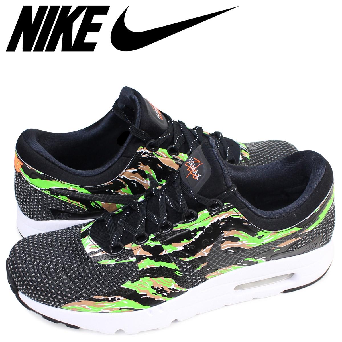 detailed look 2baf2 0aa00 Nike NIKE Air Max sneakers AIR MAX ZERO ID ATMOS TIGER CAMO AA4630-993 men  ...