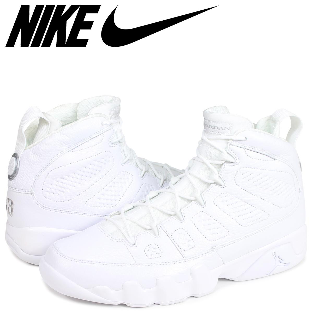 low priced 1ba9d 1b0bd NIKE Nike Air Jordan 9 nostalgic sneakers men AIR JORDAN 9 RETRO  302,370-104 white white
