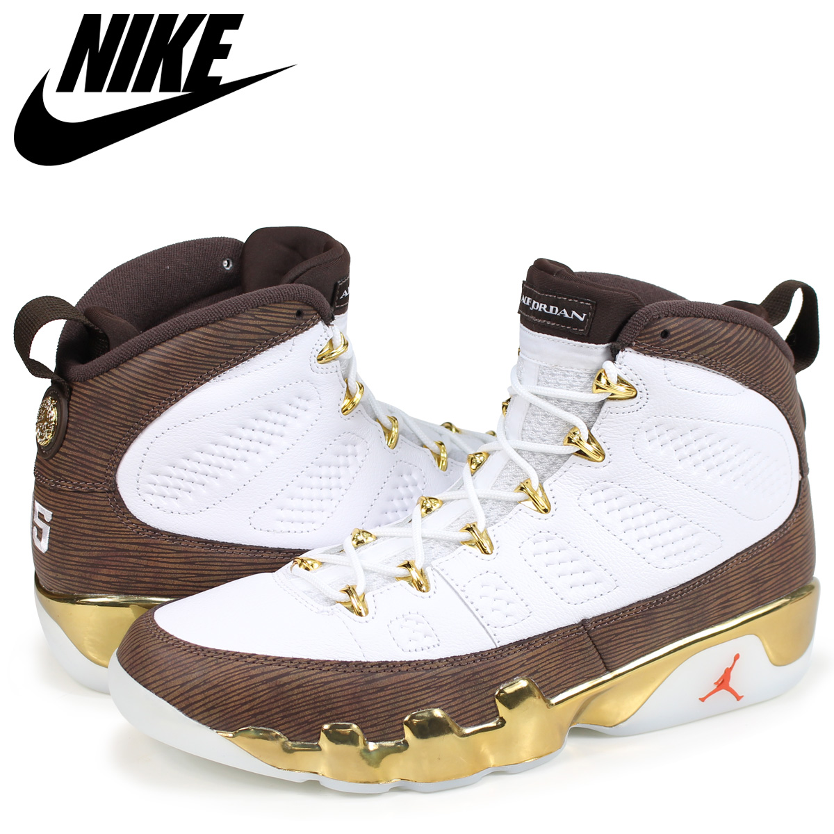 3160504a6550 NIKE Nike Air Jordan 9 nostalgic sneakers men AIR JORDAN 9 RETRO MOP MELO  302