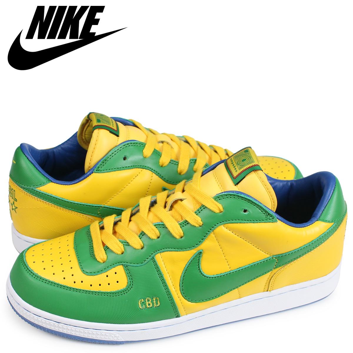 sneakers for cheap 48c70 82866 NIKE Nike terminator sneakers men ZOOM TERMINATOR LOW yellow 310,208-371