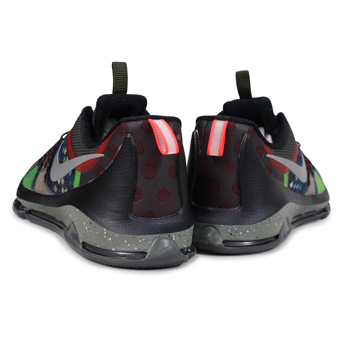 size 40 4e459 ad3e0 NIKE Nike KD 8 sneakers men SE EP WHAT THE 845,895-999 Kevin Durant black  black