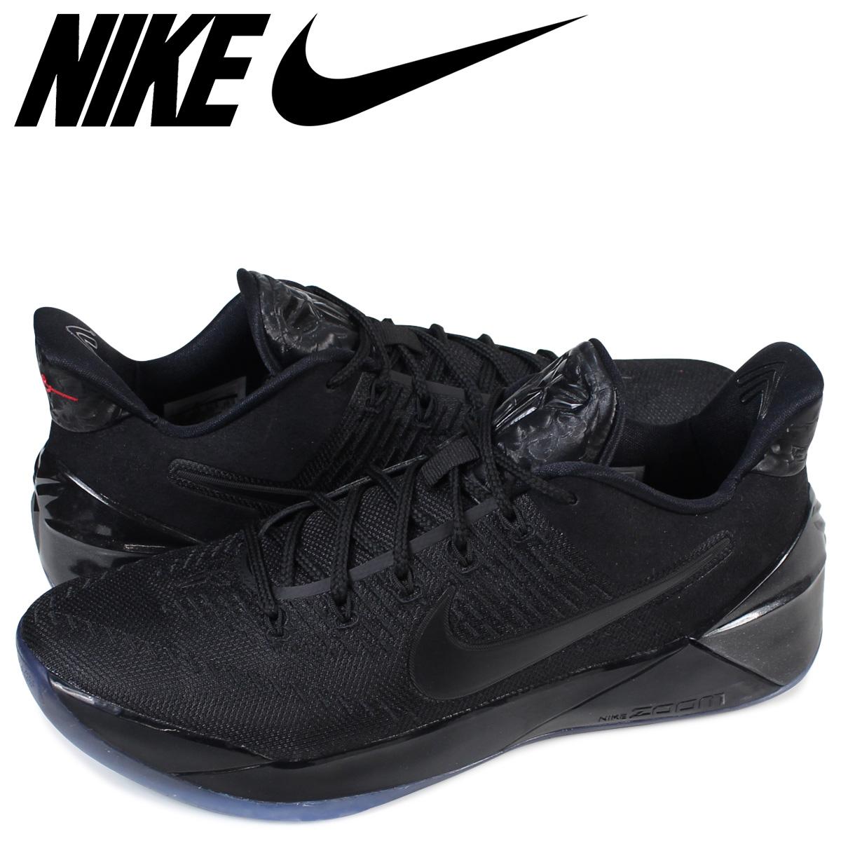 new product 1d68d 74876 NIKE Nike Corby sneakers KOBE AD 852,425-064 men's shoes black black