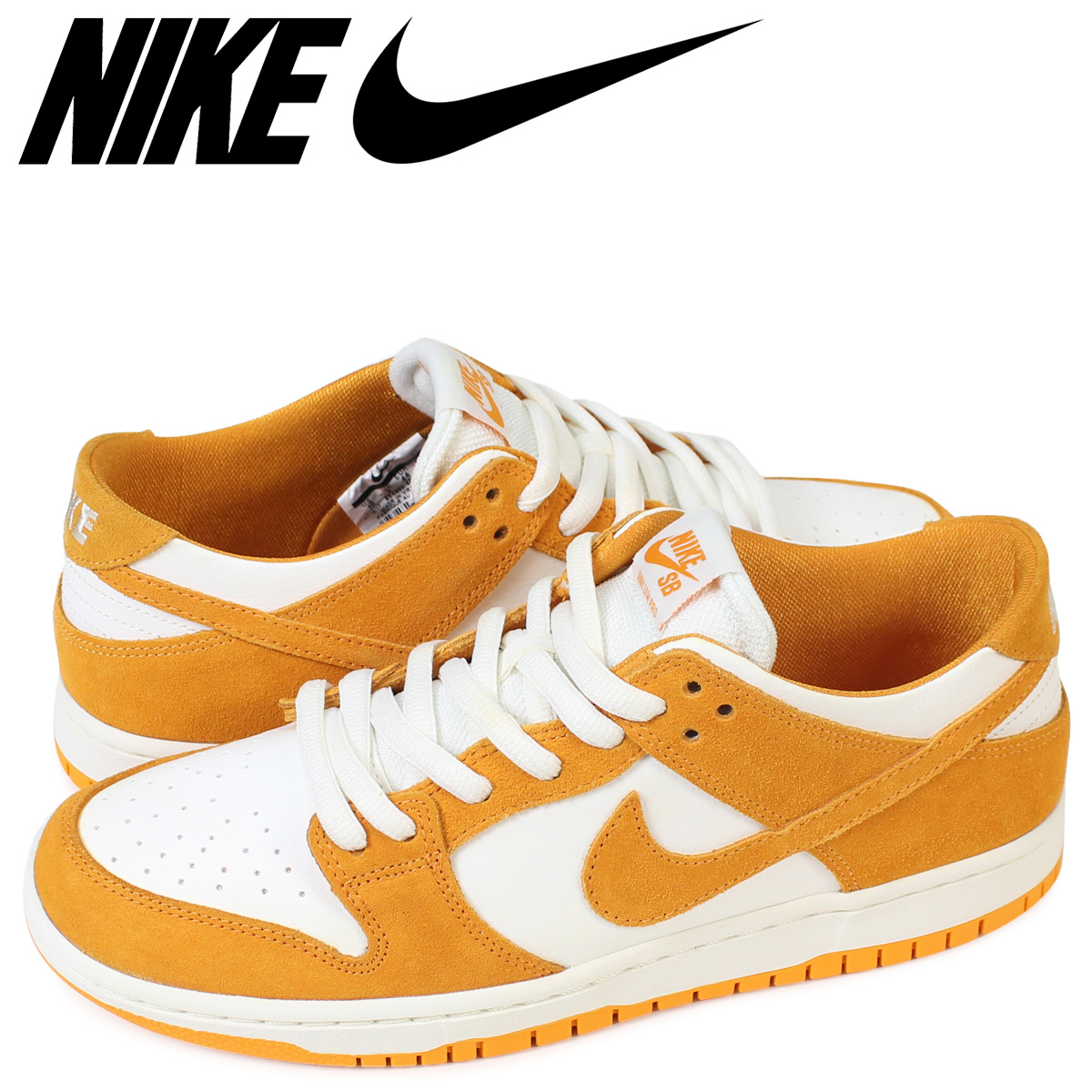 5ee5a289cd93c Nike NIKE SB dunk low sneakers ZOOM DUNK LOW PRO 854,866-881 men's shoes  orange ...