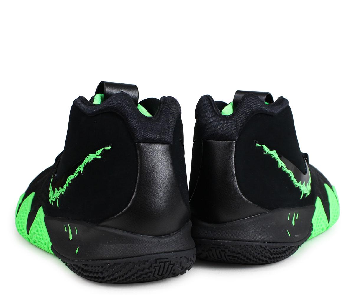 purchase cheap 68c73 bef31 NIKE Nike chi Lee 4 sneakers men KYRIE 4 EP HALLOWEEN black 943,807-012