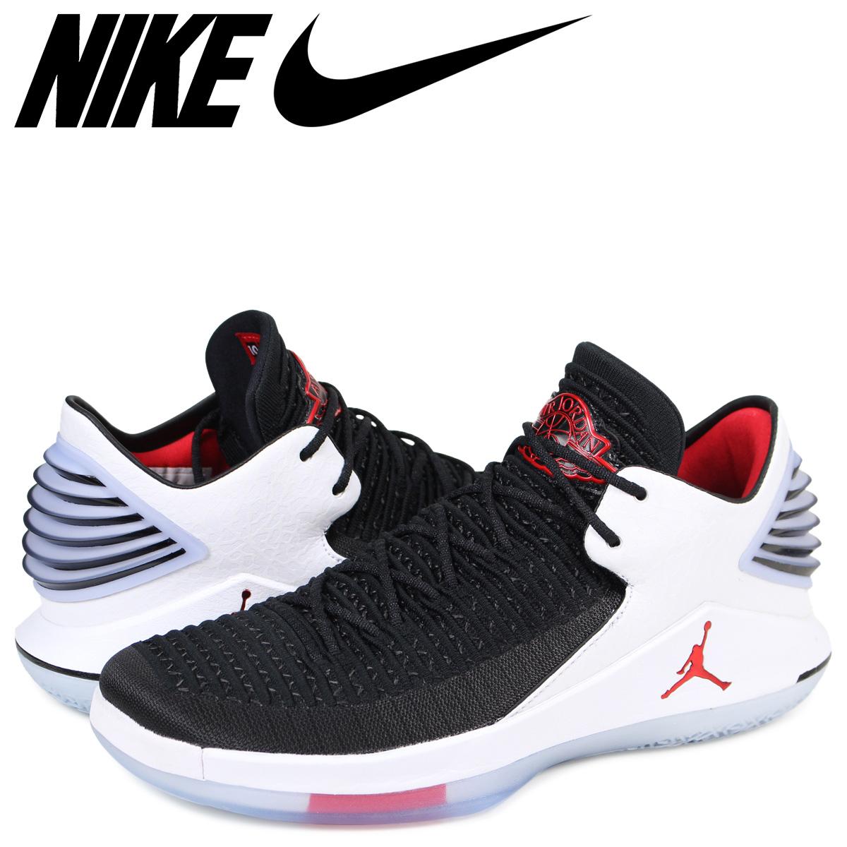 7eb76d6b198 NIKE Nike Air Jordan 32 sneakers men AIR JORDAN 32 LOW PF black AH3347-002  ...