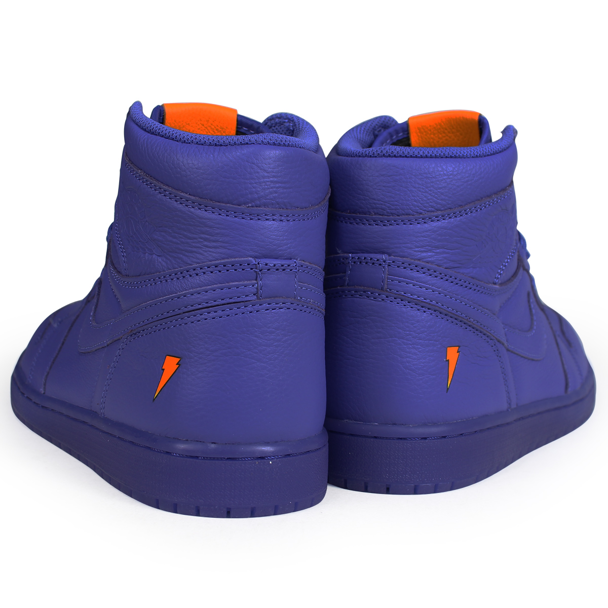 5532502b79a2 NIKE Nike Air Jordan 1 nostalgic high sneakers men AIR JORDAN 1 RETRO HIGH  OG G8RD BE LIKE MIKE GRAPE AJ5997-555 blue