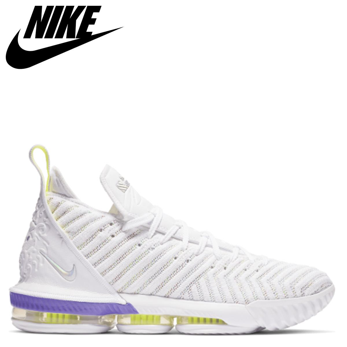 sale retailer 4ae5c 75106 NIKE Nike Revlon 16 sneakers men LEBRON 16 white white AO2588-102