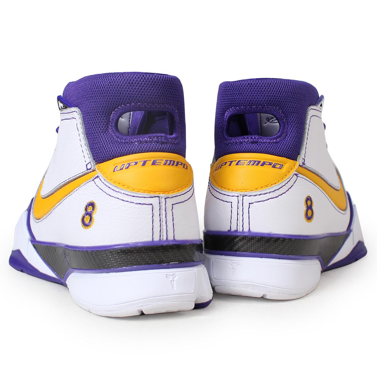 f41f3b929ec0 NIKE Nike Corby sneakers men ZOOM KOBE 1 PROTRO FINAL SECONDS AQ2728-101  white