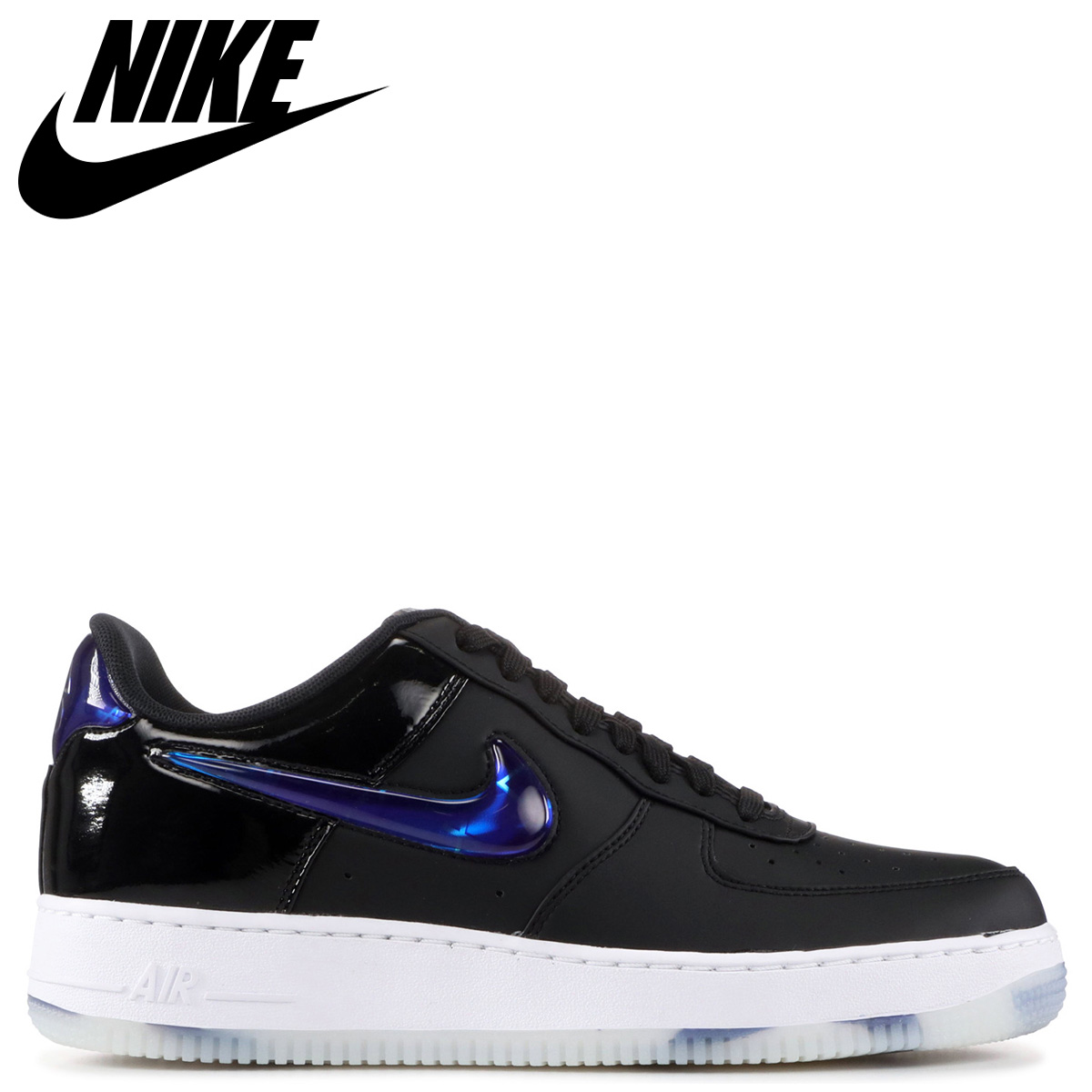 newest 2e101 b49b1 NIKE Nike air force 1 sneakers men Play Station AIR FORCE 1 PLAYSTATION QS  2018 collaboration black black BQ3634-001