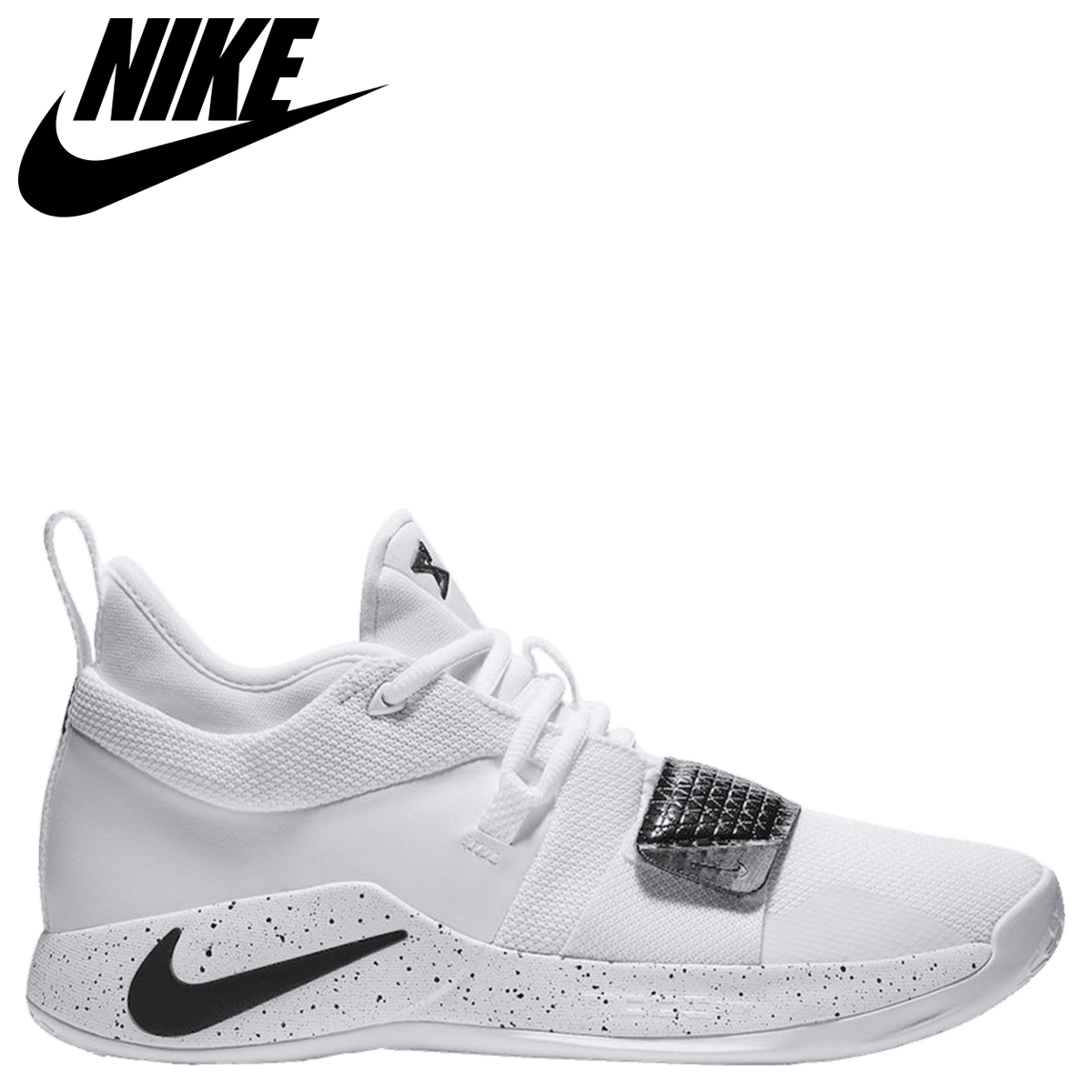 buy popular 343b4 95fb9 NIKE Nike PG2.5 sneakers men PG 2.5 TB white white BQ8454-100