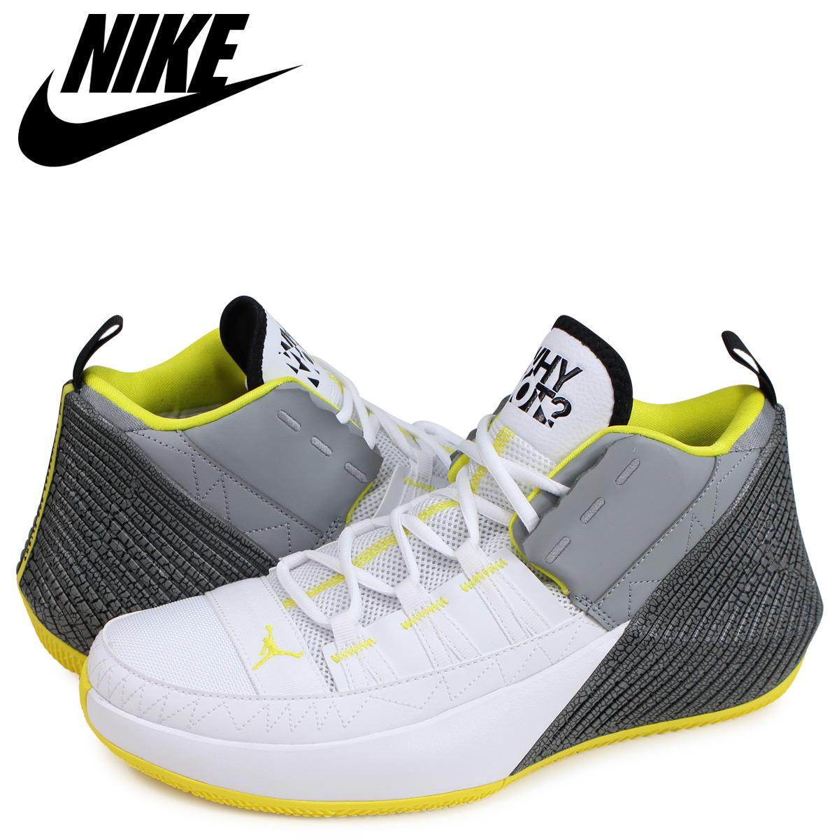 3f0830708d0 NIKE Nike Jordan sneakers men JORDAN WHY NOT ZER0.1 CHAOS PF white BV5499- 100