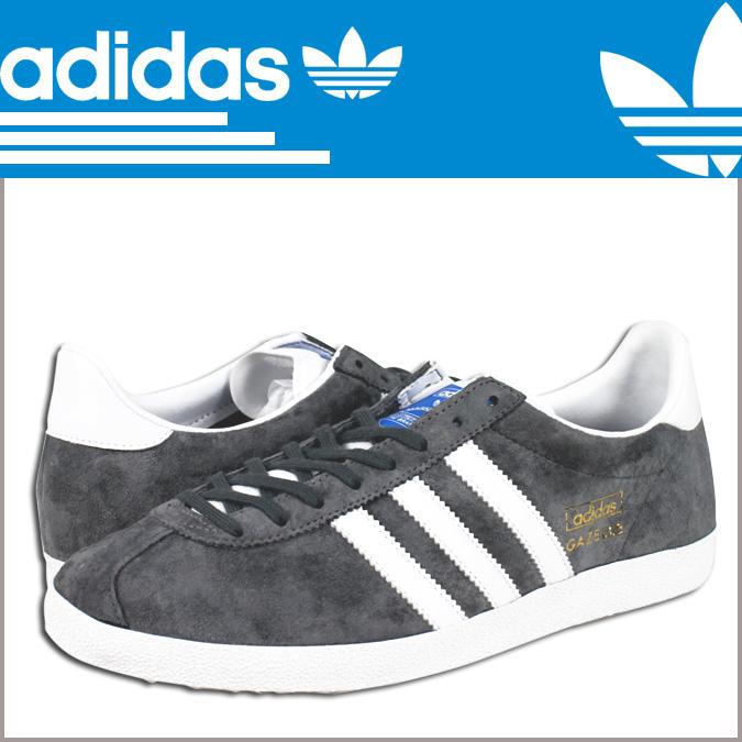 阿迪达斯原始物的adidas Originals运动鞋G51304 GAZELLE OG反毛皮革人的