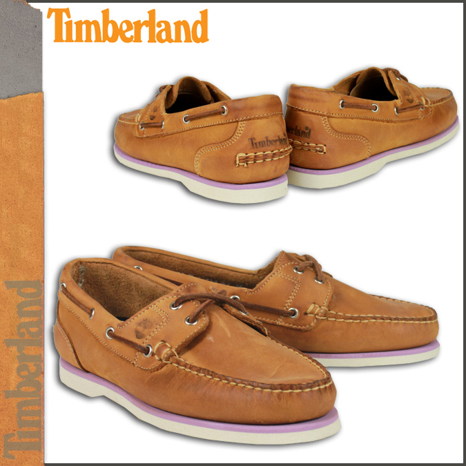 Clásicos Zapatos Del Barco De La Mujer Timberland CeAJ4