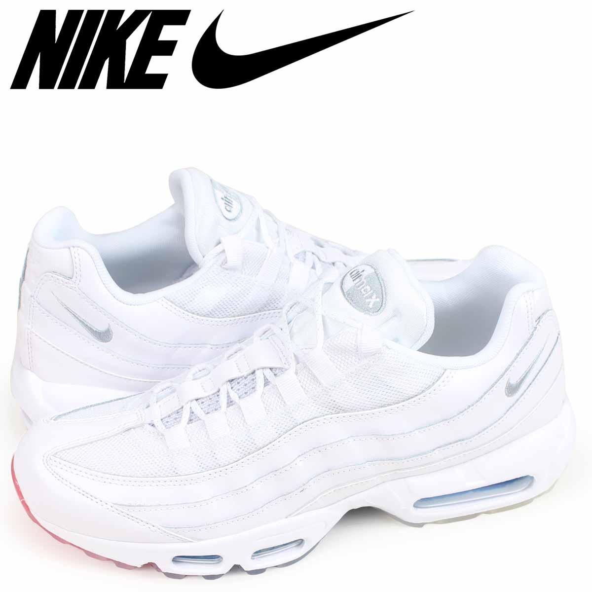 530e984112 NIKE Kie Ney AMAX 95 sneakers men AIR MAX 95 white white AQ7981-100 ...