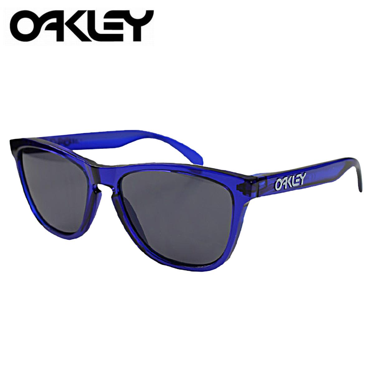 c8e12232d4 ... store sold out oakley oakley sunglasses frogskins frog skin glasses 24  243 dark blue men gap