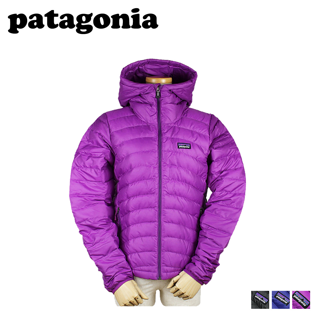 Hoody 3 Jacket Full Color 84710 Womens Lady's Sweater Down Zip Patagonia vmOy0nNw8