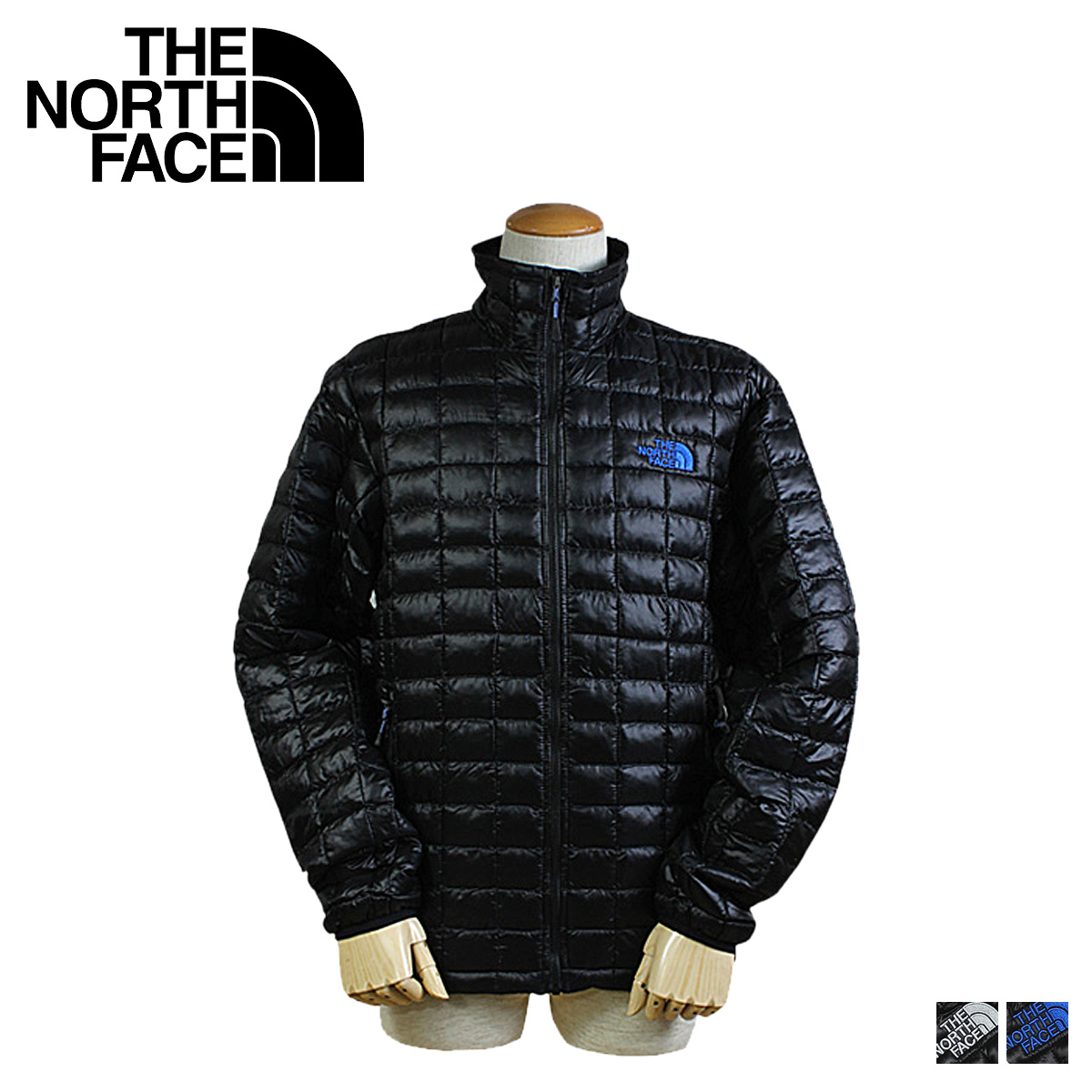 b34684d21 Point five times the FULL ZIP JACKET mens, North face THE NORTH FACE zip up  jacket [Black] A7ZG THERMOBALL [12 / 27 new in stock] [regular] ★ ★ ...