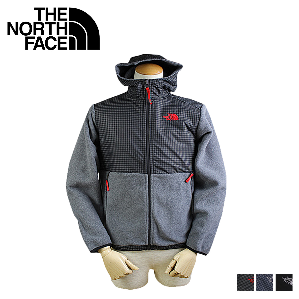 77d0e7e2b North Face THE NORTH FACE kids fleece jacket 3 color AQGC BOYS' DENALI  HOODIE men gap Dis