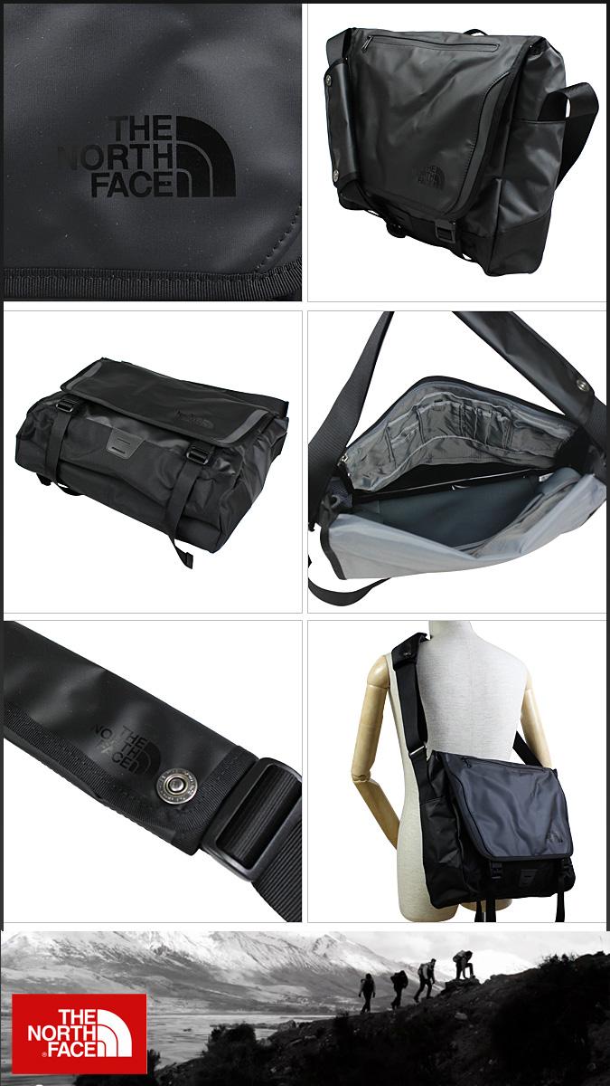 The North Face Messenger Bag 5 Colors A7ku Base Camp Medium Men 1 22 Shinnyu Load Regular