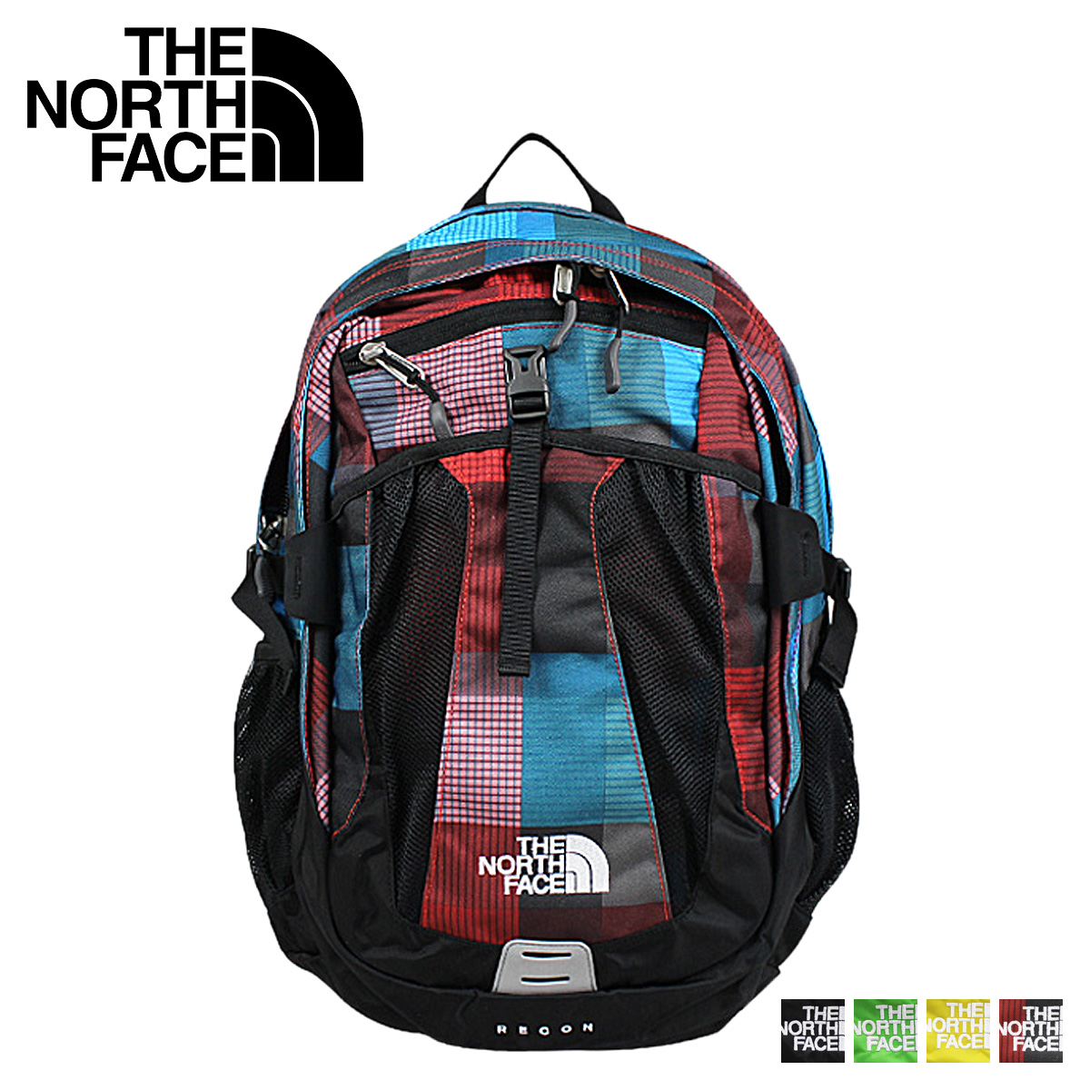 8f2e77c71 North Face THE NORTH FACE backpack rucksack 4 color RECON BACKPACK A92X men