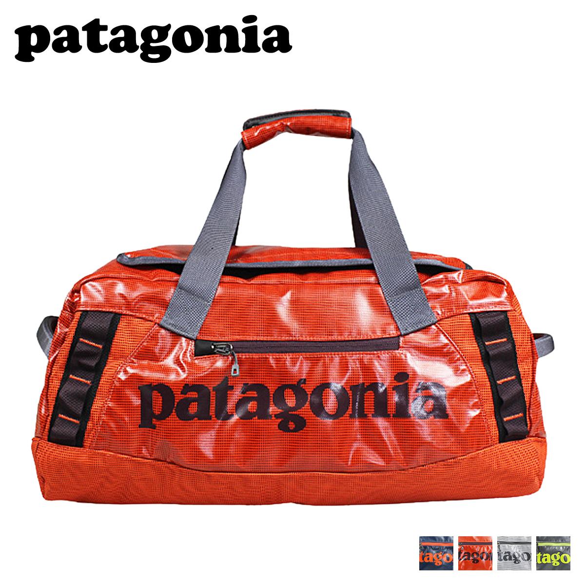 巴塔哥尼亚巴塔哥尼亚的行李袋 [4 色] 49335 黑洞行李袋 45 L 男式女式波士顿包男女皆宜